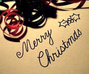 We wish you a merry Chrismas :p