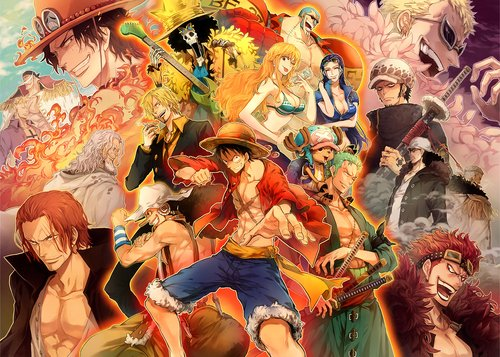 One Piece ♥