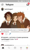 Post Insta de PotterHead #2