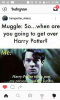 Post Insta de PotterHead #15
