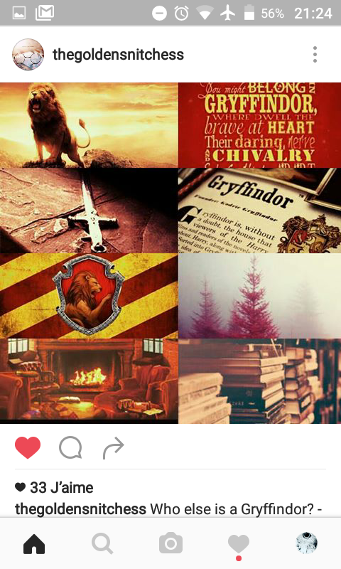 Post Insta de PotterHead #24