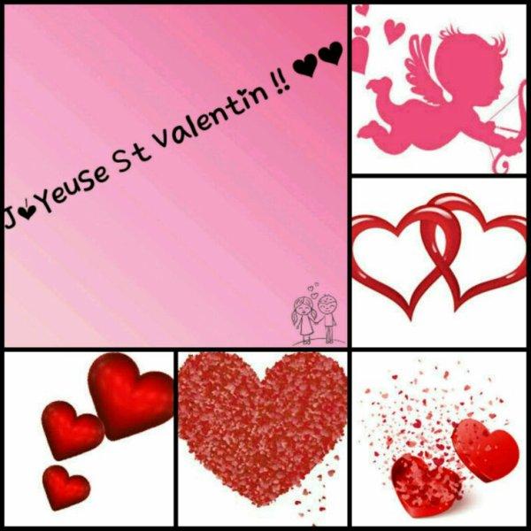 ❤❤ Bonne saint Valentin a tous !! ❤❤
