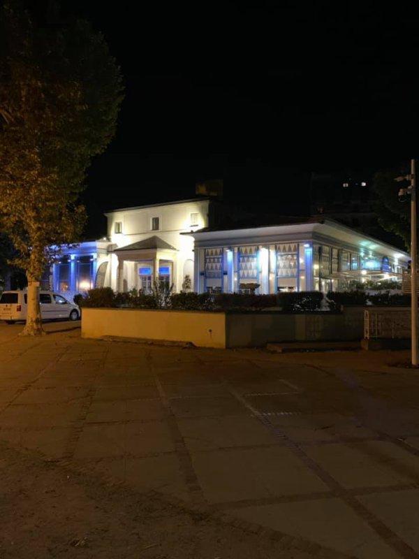 Casino de Vichy Grand Café.