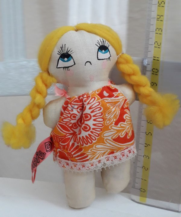 Mini poupée Marie d'O