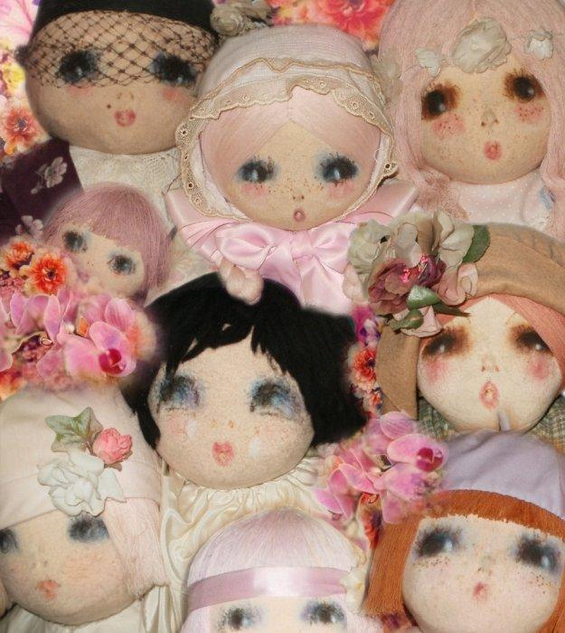 mes poupées
