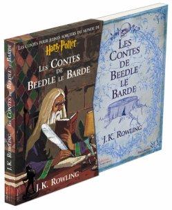 Les Contes de Beedle le Barde, J. K. Rowling, Gallimard