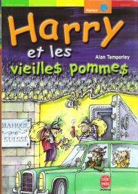 Harry et les vieilles pommes, Alan Temperley,  Le livre de poche jeunesse, Hachette jeunesse