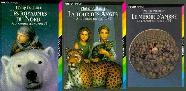 À la Croisée des Mondes, tome 1 : Les Royaumes du Nord, Philip Pullman, Folio Junior, Gallimard