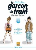 Le garçon du train (Sois fort, Garçon !), Hitori Nakano & Daisuke Douke, Taïfu Shonen