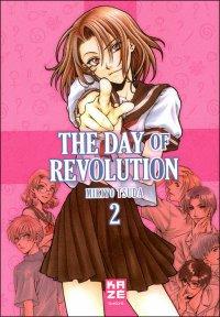 Mikiyo Tsuda : Family Complex & The Day of Revolution 1 & 2, Kazé shôjo