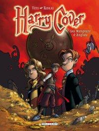 Harry Cover, tome 2 : Les Mangeurs d'Anglais , Pierre Veys/Esdros, Delcourt