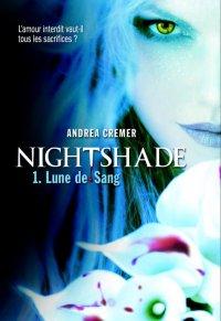 Nightshade, Andrea Cremer, Gallimard Jeunesse