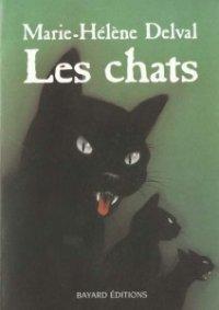 Les chats, Marie-Hélène Delval, Bayard Jeunesse