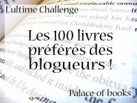 """Challenge """"Les 100 livres préférés des blogueurs"""""""