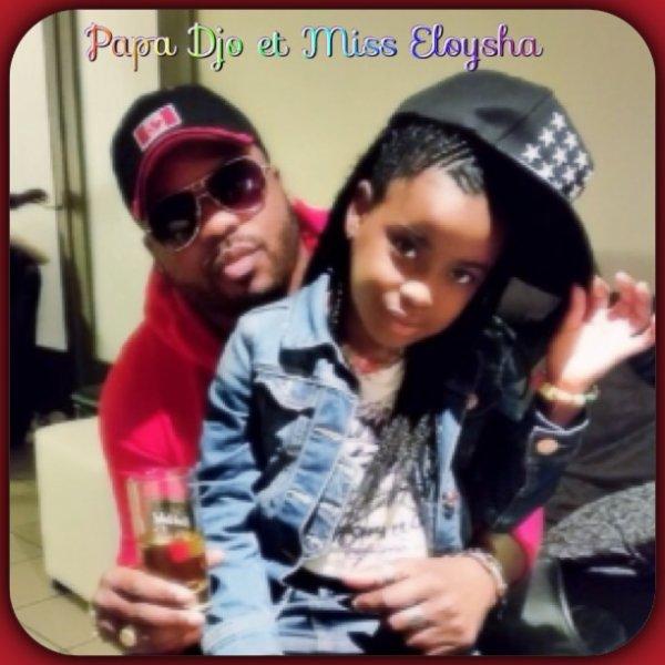 Moi et miss Eloysha