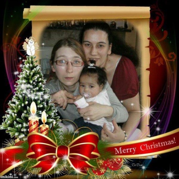 ma familles mon neuveux et ma soeur leititia