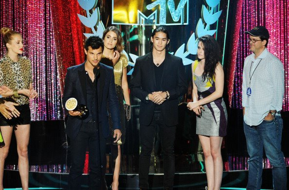 Taylor au MTV Movie Awards.