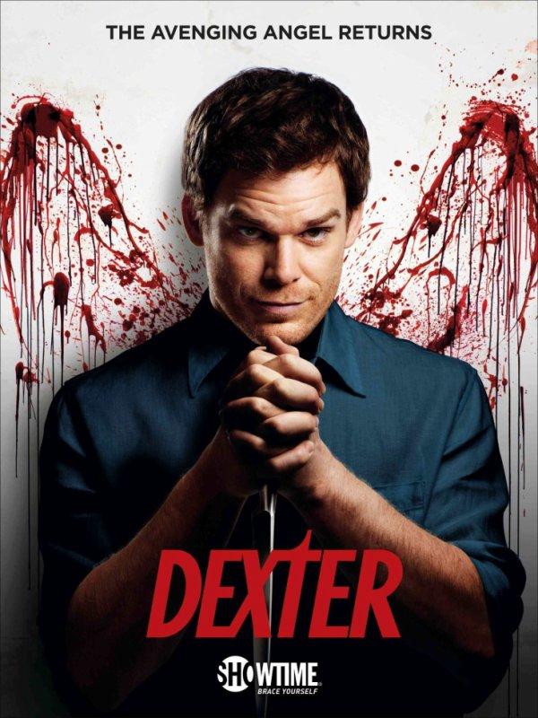 """TV : La saison 8 de """"Dexter"""" diffusée dès le 30 juin prochain sur Showtime"""