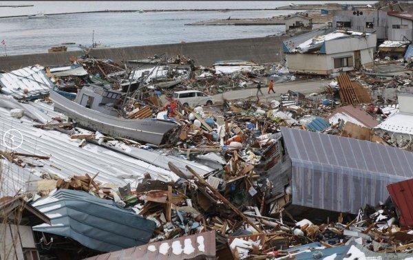 Japon : Séisme de magnitude 6,2 au centre de l'île