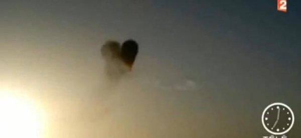 Crash: La vidéo amateur qui montre le crash de la montgolfière à Louxor