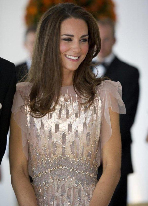 BEBE FILLE ? : Kate Middleton fait un lapsus sur le sexe de son futur enfant