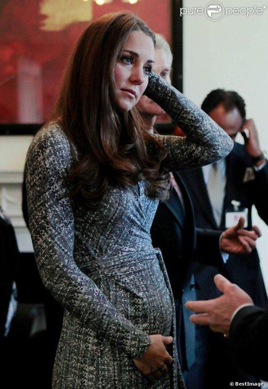 Kate Middleton enceinte : Date de l'accouchement en juillet !