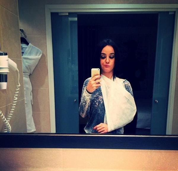 """DALS - Alizée s'est blessée lors de la tournée de """"Danse avec les stars"""""""