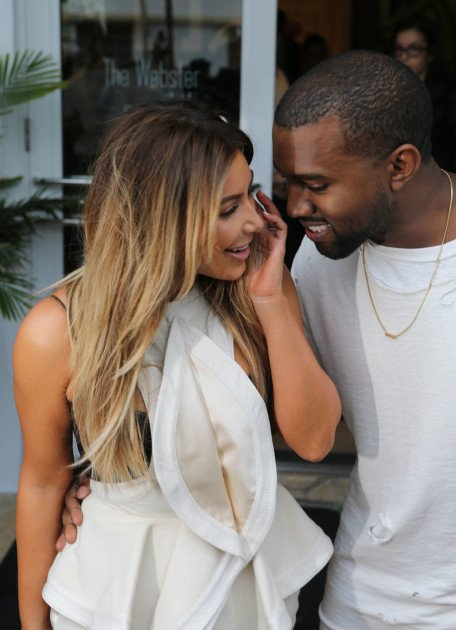 KK - Kim Kardashian et Kanye West, leur mariage parisien avancé à mai ?