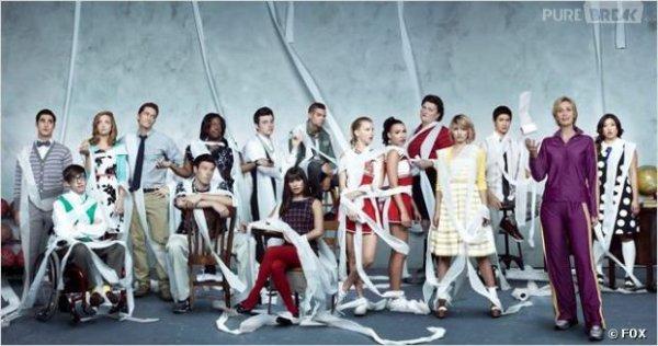L - W9 diffusera la saison 4 de Glee à partir du samedi 1er mars à 14h45