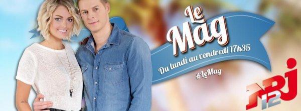 """Audiences TV -  """"Le Mag"""" de Matthieu Delormeau sur NRJ12 en route pour la déprogrammation ?"""