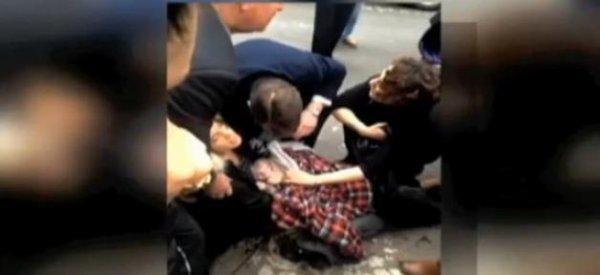 Baby - Une femme accouche en pleine rue à New York