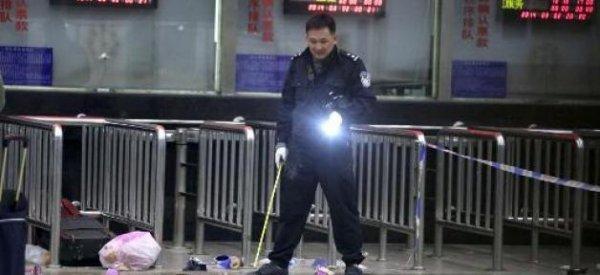 29 morts et 130 blessés dans une attaque au couteau dans une gareChine -