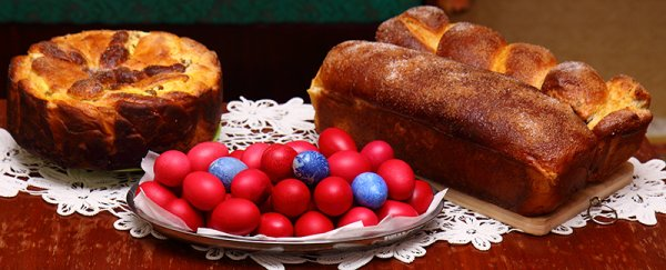 Joyeuses Paques à tous les chretiens orthodoxes