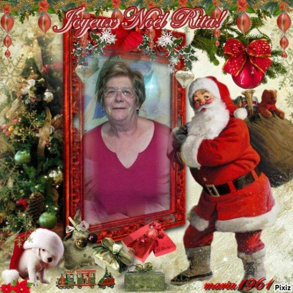 Joyeux Noël a mon amie Rita! (mamour-kdo)