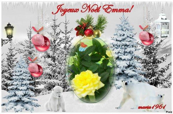 Joyeux Noël a mon amie miss-photo1