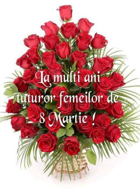 Bonne fête à toutes les femmes !....