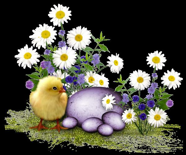 Joyeuses Fêtes de Pâques à tous!