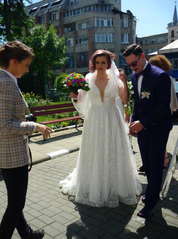Quelques photos de mariage de ma niece Diana!