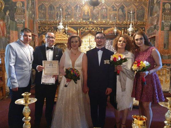 Quelques photos de mariage de ma niece Diana!!
