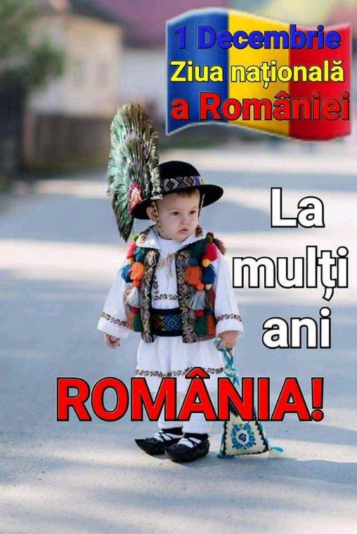 La fete naționale de la Roumanie!