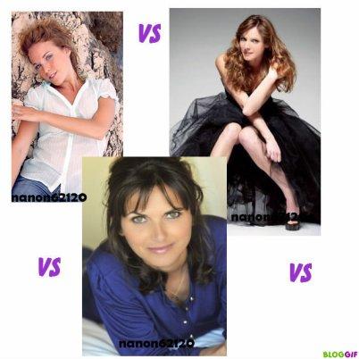Ninon VS Estelle VS Agathe !