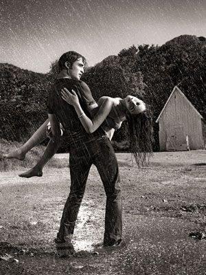 """""""Quand la vie vous a fait don d'un rêve qui a dépassé toute vos espérances, il serai déraisonnable de pleurer sur la fin..."""" Twilight - Chapitre 2 : tentation, Bella"""