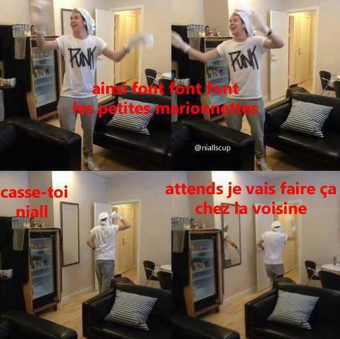 Niall XD