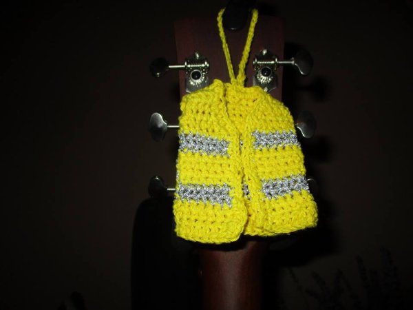 Mets ton gilet jaune...