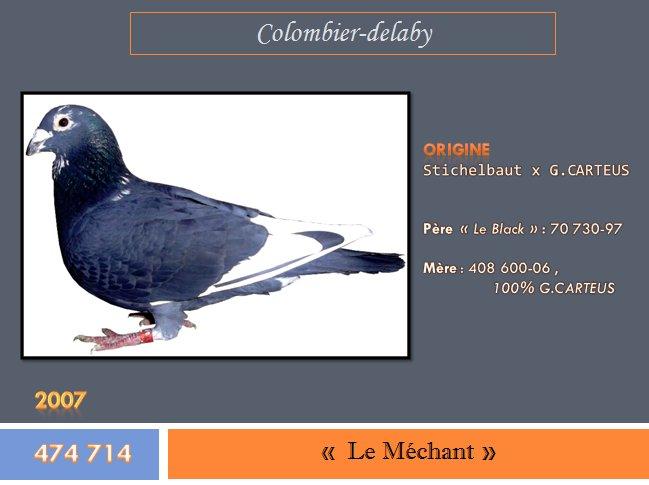 """"""" Le Méchant """", bague n° 474 714-07"""