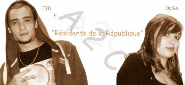 Inédit 2012 / Résidents de la République (Fid feat. Olga) (2012)