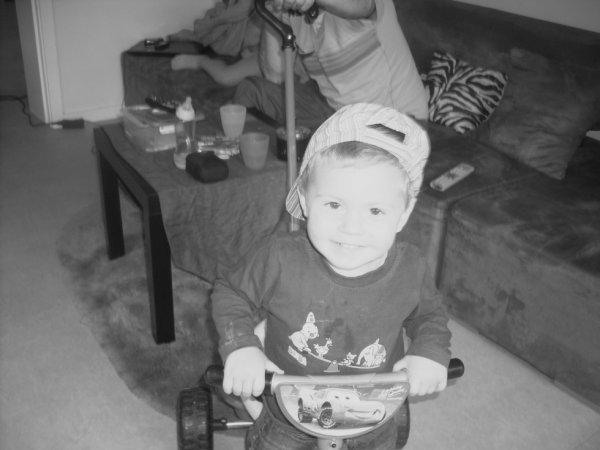 bradley mon fils