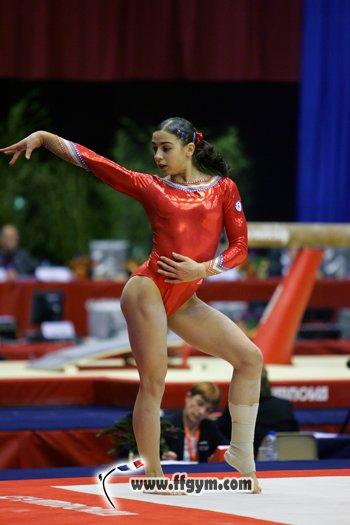 Chloé Stanic Les Equipes De France De Gymnastique Artistique