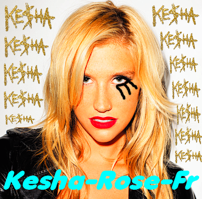 Suis toute l'actu de Kesha Rose SEBERT sur Kesha-Rose-FR !