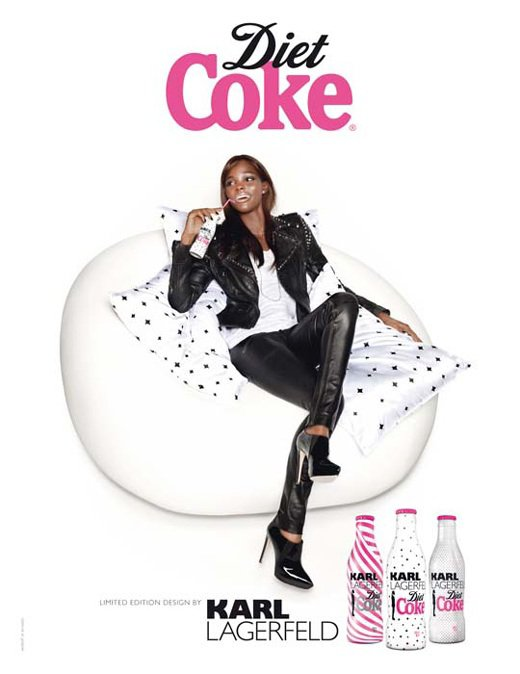 Coca Cola Karl Lagerfeld